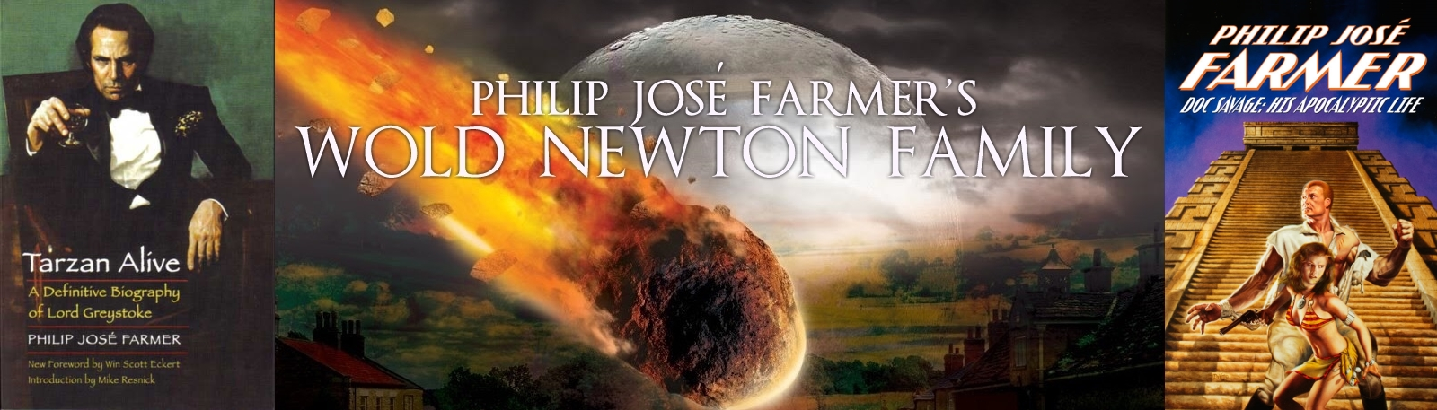 Philip José Farmer's Wold Newton Family